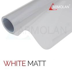 """WHITE MATT 72"""" privacy..."""
